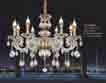 Đèn chùm pha lê nến NC 5580/8
