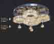 Áp trần pha lê Led tròn NC 7052A