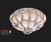 Áp trần pha lê Led tròn NC 7604B
