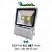 Đèn pha led  PHA LED 100w Xanh Lá + Dương