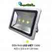 Đèn pha led  PHA LED 150W Trắng + Vàng