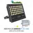 Đèn pha led  PL 001 50W