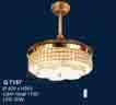 Đèn quạt Q 7157