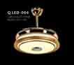 Đèn quạt QLED 004