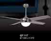 Đèn quạt QT 117