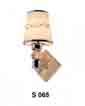 Đèn tường gỗ S 065