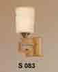 Đèn tường gỗ S 083