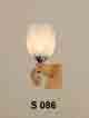 Đèn tường gỗ S 086