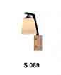 Đèn tường gỗ S 089