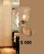 Đèn tường gỗ S 090