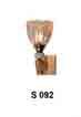 Đèn tường gỗ S 092