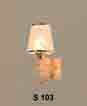 Đèn tường gỗ S 103
