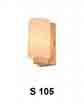 Đèn tường gỗ S 105