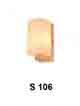 Đèn tường gỗ S 106