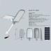Đèn đường năng lượng ANFACO SOLAR 010 200W