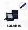 Đèn pha năng lượng  SOLAR 03