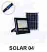 Đèn pha năng lượng  SOLAR 04