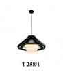 Đèn thả gỗ T 258/1