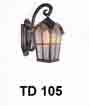 Đèn tường ngoại thất TD 105