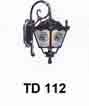 Đèn tường ngoại thất TD 112