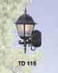 Đèn tường ngoại thất TD 115