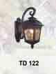 Đèn tường ngoại thất TD 122