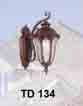 Đèn tường ngoại thất TD 134