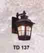 Đèn tường ngoại thất TD 137
