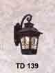 Đèn tường ngoại thất TD 139