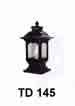 Đèn trụ cổng TD 145