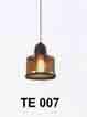 Đèn thả quán cafe TE 007