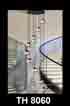 Đèn thả dây pha lê TH 8060