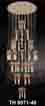 Đèn thả dây pha lê TH 8071/48