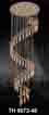 Đèn thả dây pha lê TH 8072/48