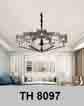 Đèn chùm nghệ thuật TH 8097