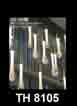 Đèn thả LED trang trí TH 8105