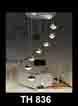 Đèn thả LED trang trí TH 836