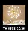 Đèn chùm nghệ thuật TH 852B-20/36