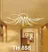 Đèn thả nghệ thuật LED TH 858