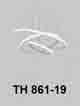 Đèn thả nghệ thuật LED TH 861-19