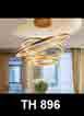 Đèn thả nghệ thuật LED TH 896