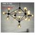 Đèn chùm nghệ thuật THCN 102