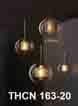 Đèn thả quán cafe THCN 163-20