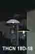 Đèn thả quán cafe THCN 18D-18