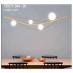 Đèn thả nghệ thuật LED THCN 204-20