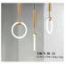 Đèn thả LED trang trí THCN 30-21