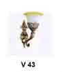 Đèn tường cổ điển V 43