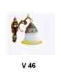 Đèn tường cổ điển V 46