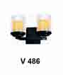 Đèn tường nến V 486