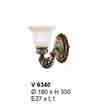 Đèn tường cổ điển V 6340